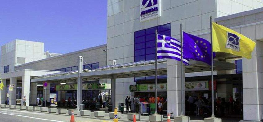Lotnisko Ateny