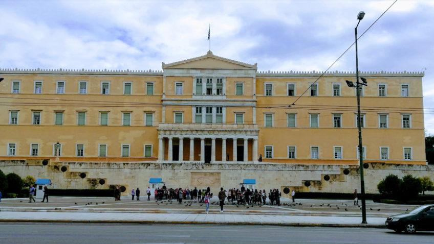 Grecki parlament
