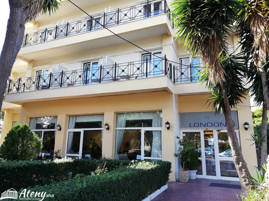 Hotel London Glifada