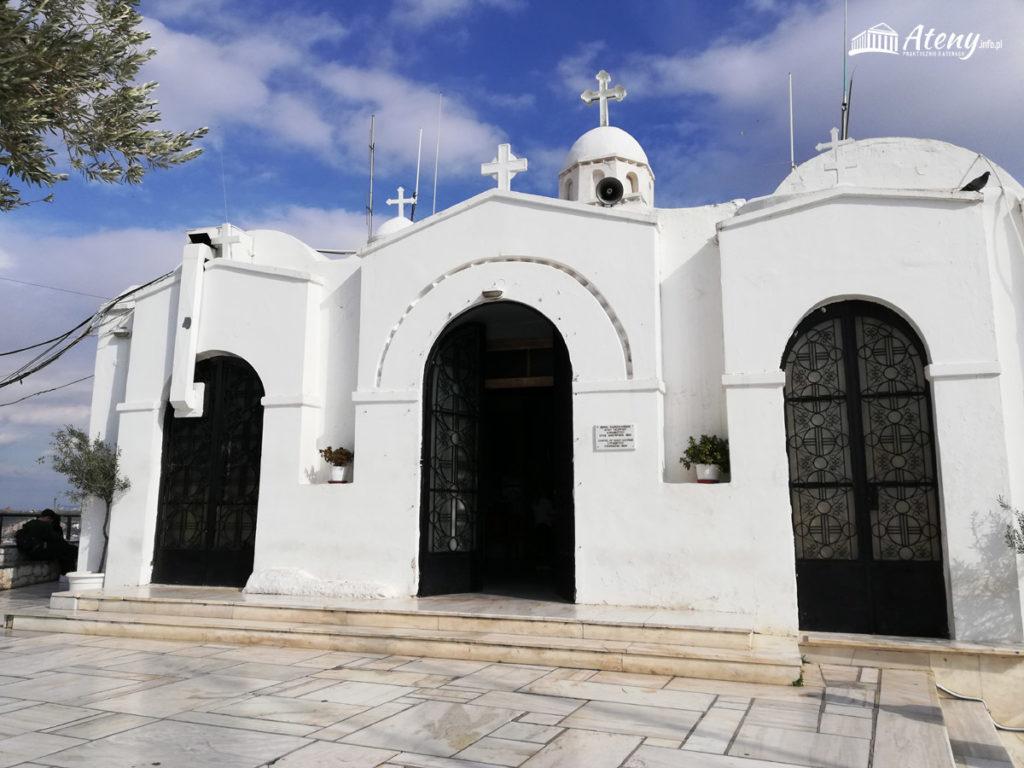 Likawitos - kościół  Agios Georgios