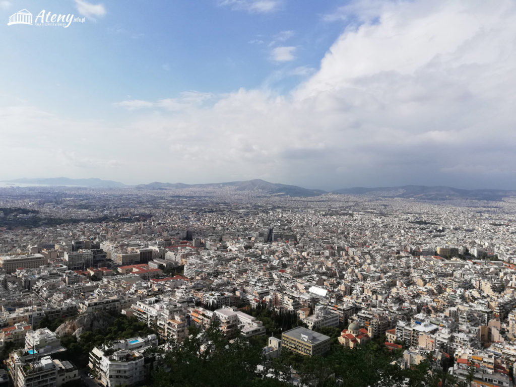Wzgórze Likawitos - panorama