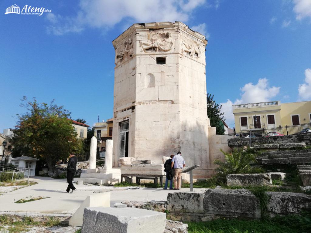 Agora Rzymska - Wieża Wiatrów